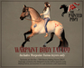 The Painted Pony ~ Warpaint Body Tattoo for *WH* Riding horse
