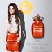 (fd) Cutout Pencil Skirt - Red
