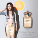 (fd) Cutout Pencil Skirt - Gold