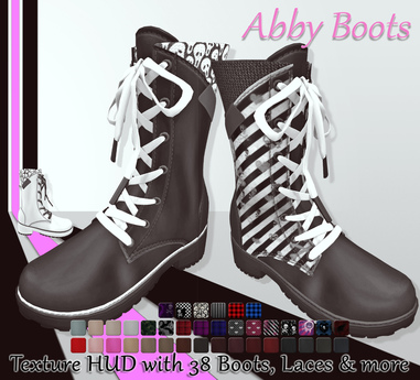 [Syn] Abby Boots FREE TRIAL