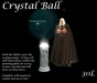 Wizard's Crystal Ball (Scrying / Radar device)