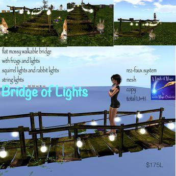 Bridge of lights Crate
