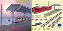 01 -Culco- Last Stop - Station 13Li Rare