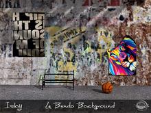 Ilslay * Le bendo background