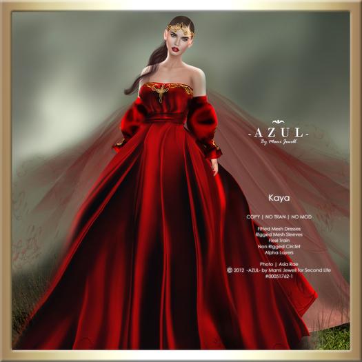-AZUL- Kaya (DEMO)