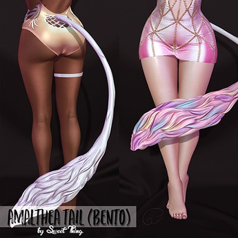Amalthea Tail (Bento) 1.2 by Sweet Thing.