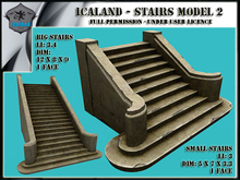 Icaland - Stairs Model 2