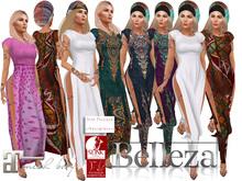 ALB BELINA dress toga DEMO - SLink Maitreya Belleza - AnaLee