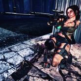 *!R.O!* Wasteland BENTO Pose w/ Mesh Sniper Rifle