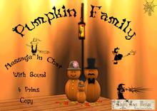 Pumpkin Family (Box)