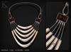 (Kunglers) Camilla necklace - ivory