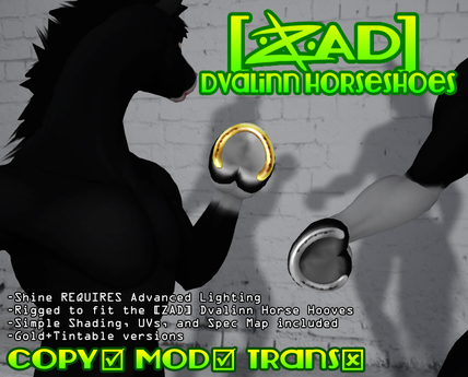 [ZAD] Dvalinn Horseshoes
