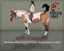 The Painted Pony ~ Golden Buckskin Paint coat for *WH* Riding horse