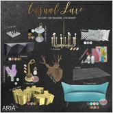 ARIA - Casual Luxe - Deer Trophy
