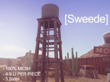 [Sweede] Old Water Tower 100% Mesh