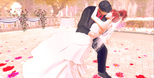 ++ Vetro Poses - Wedding Pose 02 ++