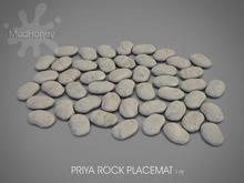 MudHoney Priya Rock Placemat