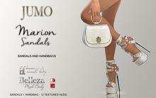 .:JUMO:. Marion Sandals - ADD ME
