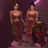 !C Rosey Jeans w.texture hud(Freya-isis-venus-Maitreya-HG-PH)