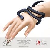 Snowpaws - Shahmaran Hand Serpent