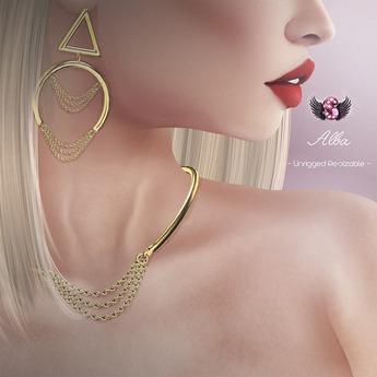 .:: Supernatural ::. Alba Set [Gold]