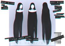 Moon. Hair // - B&W - Dreem