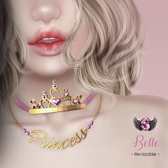 .:: Supernatural ::. Belle Black + Gold