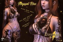 Evermore. Abyssal Hex // Wear Me
