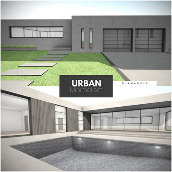 Diamandis | Urban Minimalism (House)