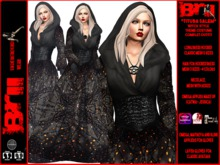 **TITUBA WITCH STYLE THEME COSTUME COMPLET OUTFIT **