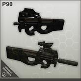 Ironsight Armaments - P90