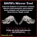 Mirror Symmetry tool for reflecting linksets (XOPH)