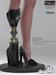 AZOURY - Shima Shoe [Onyx]