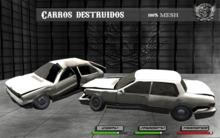 Carros destruidos Collection