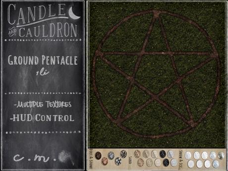{C&C} Ground Pentacle