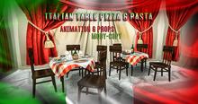 ITALIAN_TABLE PIZZA & PASTA
