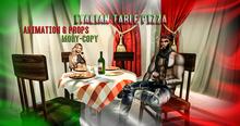 ITALIAN_TABLE PIZZA