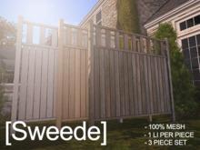 [Sweede] Garden Screen 1 100% Mesh