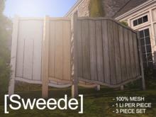[Sweede] Garden Screen 3 100% Mesh