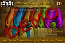 DEMO Bag - Altarias Pants [TF] - [Wear to Unpack]