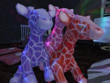 Giraffe Stuffed Animal Fatpack