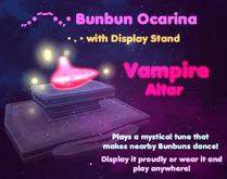 Bunbun Relic: Vampire Ocarina