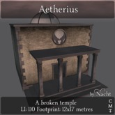 *~ by Nacht ~ Aetherius Temple