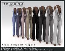!APHORISM! - Kiana Jumpsuit Fatpack