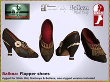 Bliensen + MaiTai - Balboa - Flapper pumps Maitr, Slink, Bellez