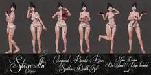 Stonerella :: Sudden Death Bento Pose Set