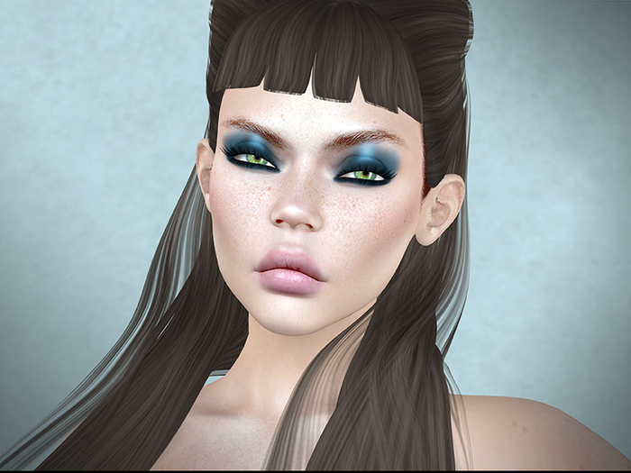 ! Face Paint Glam Eye Pallet for LeLutka Head