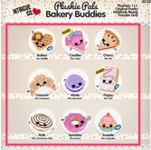 Intrigue Bakery Buddies Complete set with 2 Rares