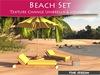 Moco Emporium ~Lincoln Cove Umbrella & Lounge Set v1
