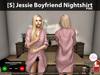 [S] Jessie Boyfriend Nightshirt Pink